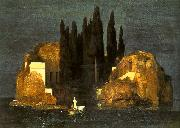 Arnold Bocklin The Isle of the Dead China oil painting reproduction
