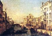 Bernardo Bellotto Scuola of San Marco China oil painting reproduction