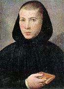 CAROTO, Giovanni Francesco Portrait of a Young Benedictine g China oil painting reproduction