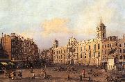 Canaletto London: Northumberland House China oil painting reproduction