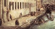 Canaletto Rio dei Mendicanti (detail) s China oil painting reproduction