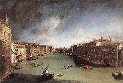 Canaletto Grand Canal, Looking Northeast from Palazo Balbi toward the Rialto Bridge China oil painting reproduction