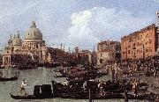 Canaletto The Molo: Looking West (detail) dg China oil painting reproduction