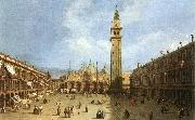 Canaletto Piazza San Marco f China oil painting reproduction