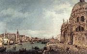 Canaletto Entrance to the Grand Canal: Looking East f China oil painting reproduction