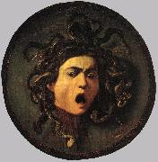 Caravaggio Medusa  gg China oil painting reproduction