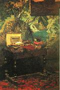 Claude Monet A Corner of the Studio China oil painting reproduction