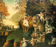 Edward Hicks The Peaceable Kingdom China oil painting reproduction