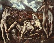 El Greco Laocoon 1 China oil painting reproduction