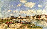 Eugene Boudin Trouville China oil painting reproduction