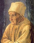 Filippino Lippi Portrait of an Old Man   111 China oil painting reproduction