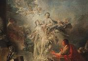 Francois Boucher Pygmalion and Galatea China oil painting reproduction