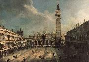 Frank Buscher Piazza San Marco ghj China oil painting reproduction
