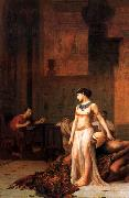 Jean Leon Gerome Cleopatra before Caesar China oil painting reproduction