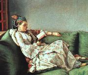 Jean-Etienne Liotard Marie-Adelaide of France in Turkish Dress China oil painting reproduction