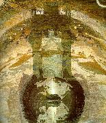 Mikolajus Ciurlionis Rex China oil painting reproduction