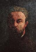 Odilon Redon Self Portrait  55 China oil painting reproduction