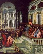 Paris Bordone Presentation of the Ring to the Doges of Venice China oil painting reproduction