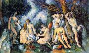 Paul Cezanne The Large Bathers China oil painting reproduction
