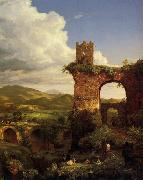 Thomas Cole Arch of Nero China oil painting reproduction
