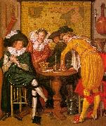 Willem Buytewech Merry Company China oil painting reproduction