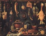 Jacopo da Empoli Still Life with Game China oil painting reproduction